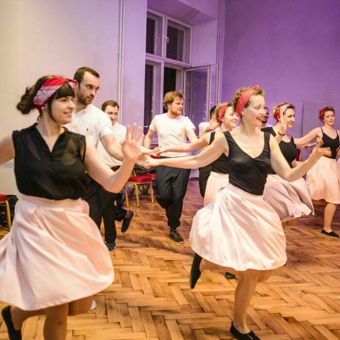 Zajęcia taneczne wRYNEK.przestrzeń